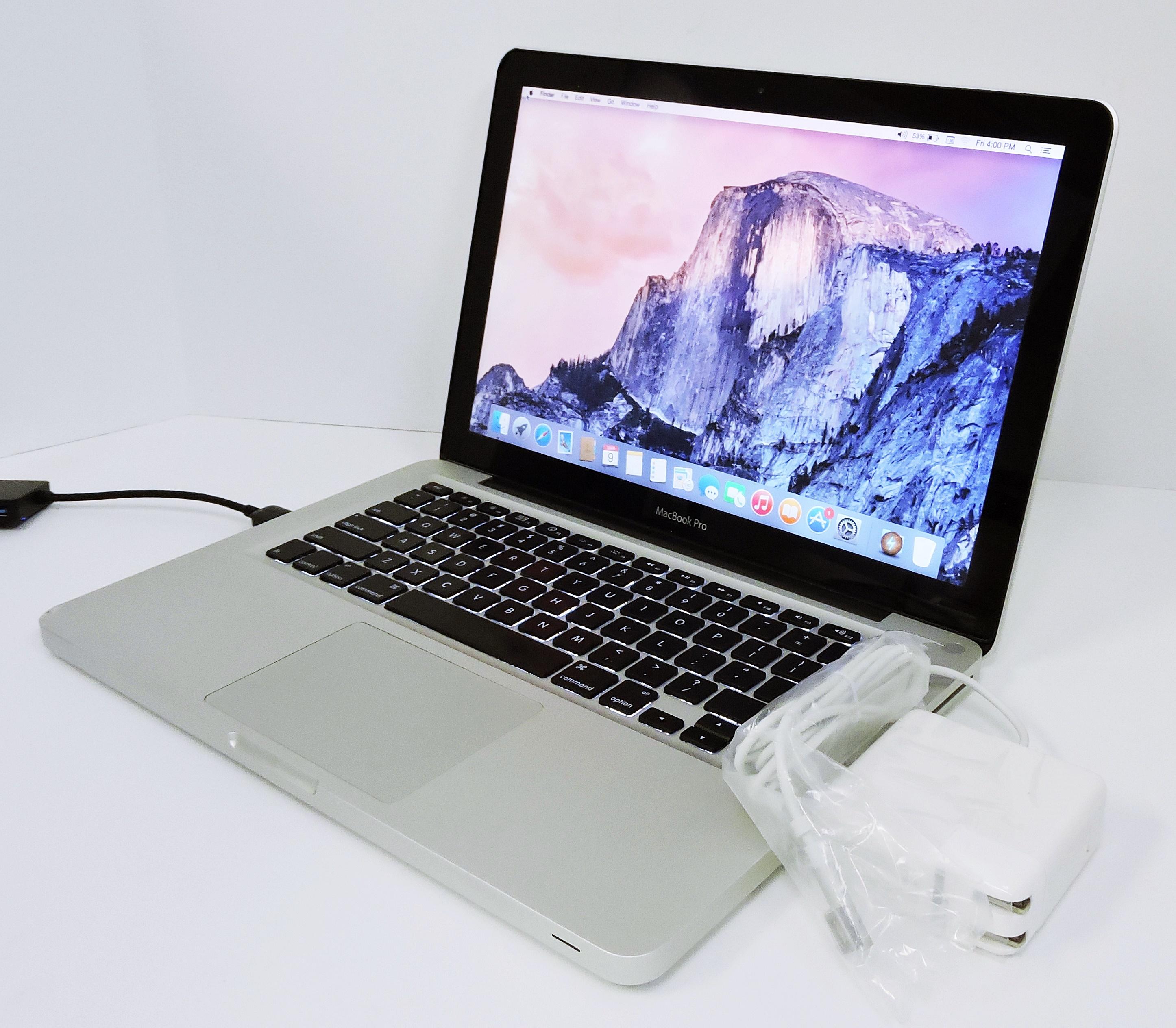 Details about Apple MacBook Pro A1278 13 3